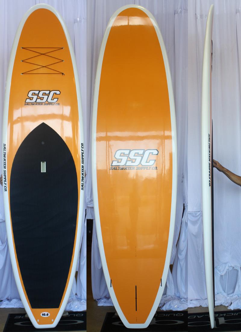 【新品】SSC SUP スタンドアップパドルボード [Orange] 10'6