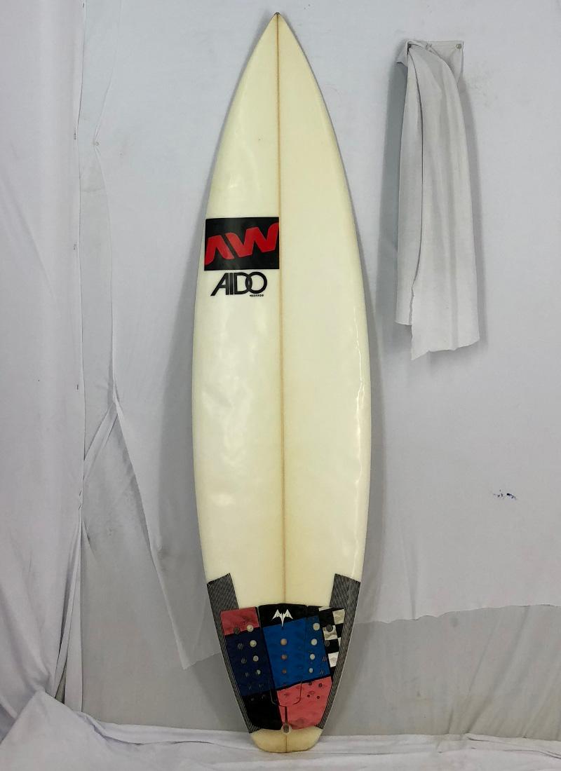 【中古】AIDO(アイド)サーフボード [clear] 6'0
