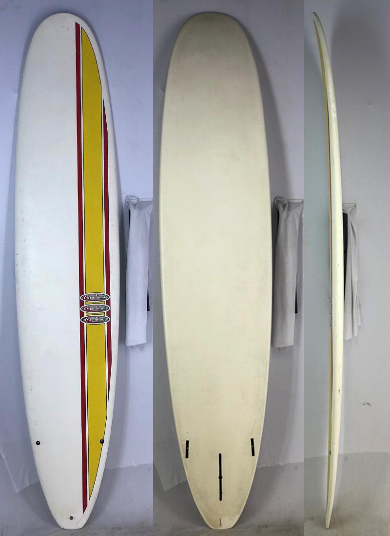 【中古】Grommet(グロメット)サーフボード [brush] ロングボード