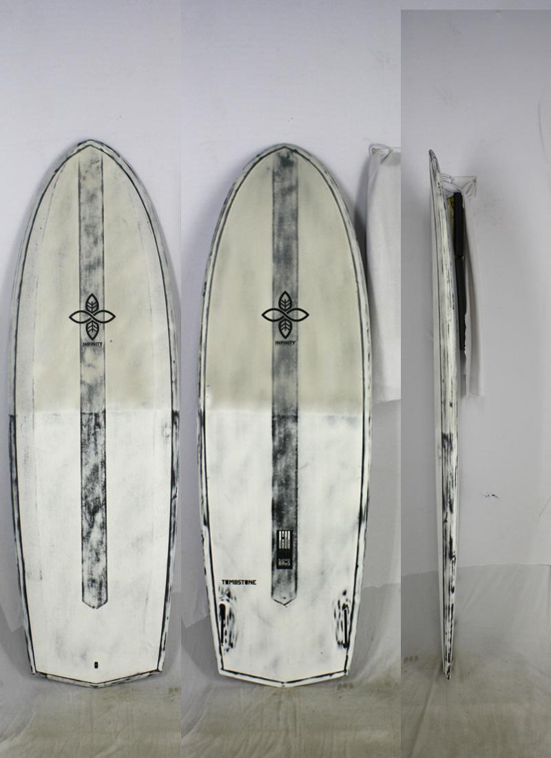 【新品】INFINITY (インフィニティー) TOMBSTONEモデル サーフボード [brush] 5'10