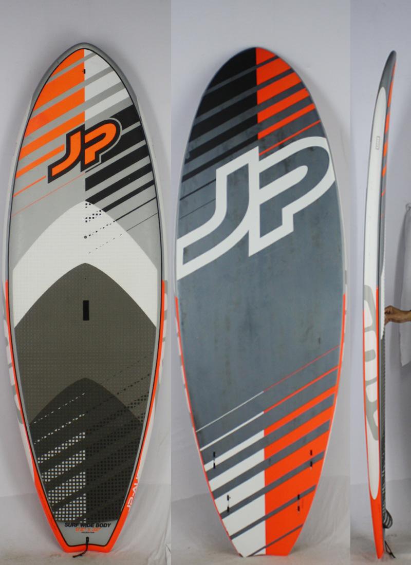 【中古】JP-AUSTRALIA(ジェイピーオーストラリア) SURF WIDE BODYモデル スタンドアップパドルボード [brush] 8'2