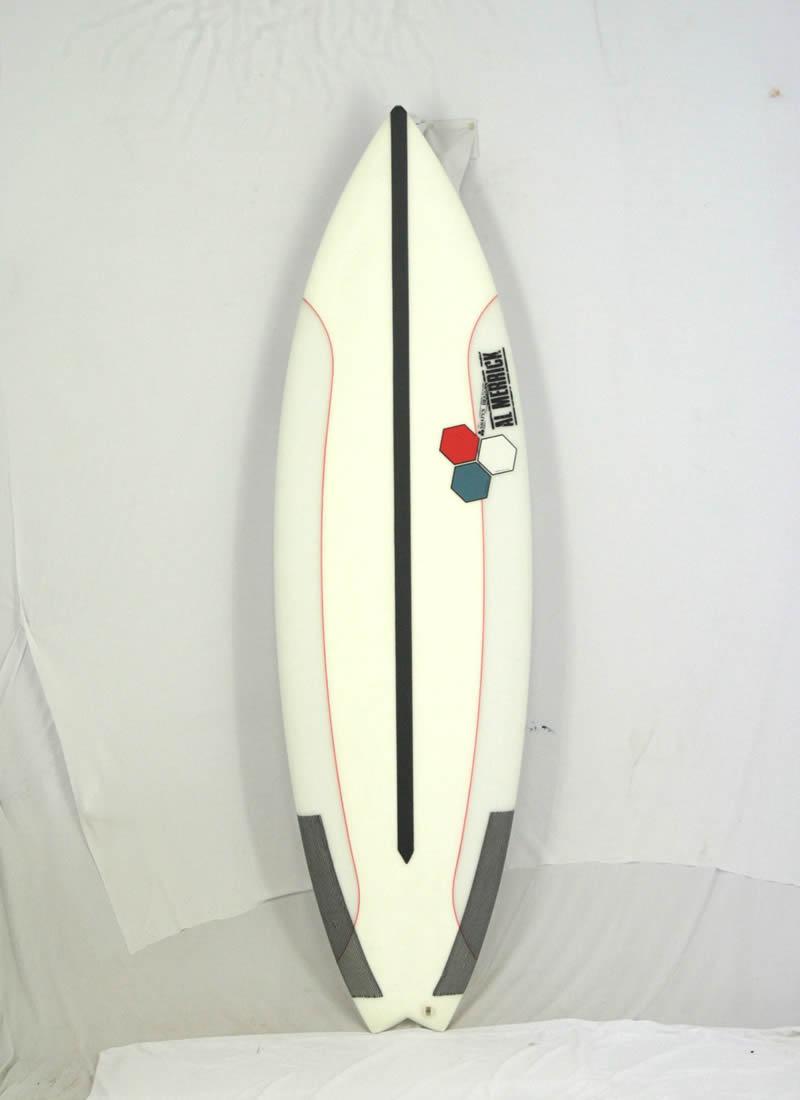 【新品】CHANNEL ISLAND(チャネルアイランド) AL MERRICK ROCKET9 モデル サーフボード 5'6