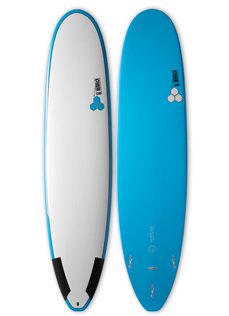 【メーカーお取り寄せ】CHANNEL ISLAND(チャンネルアイランド)サーフボード WATER HOGモデル [LT.Blue] 7'10