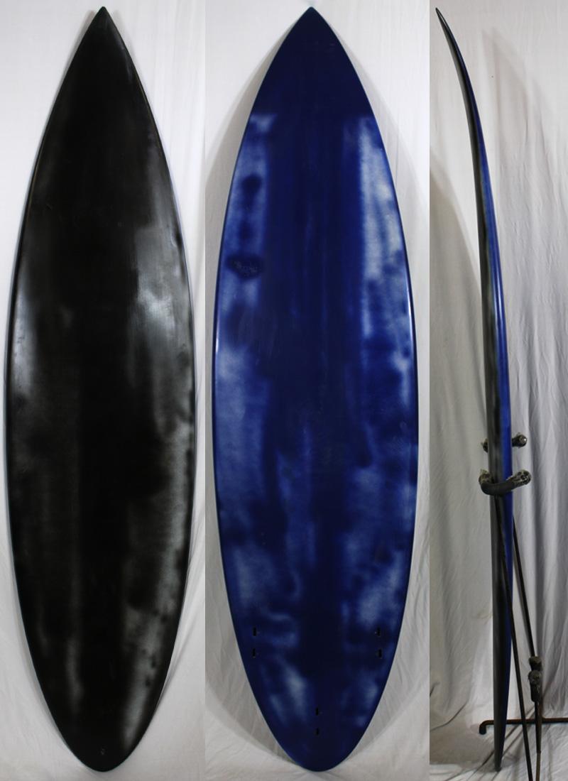 【中古】 No Logo(ノーロゴ・ノーブランド) サーフボード [brush] 184cm ショートボード