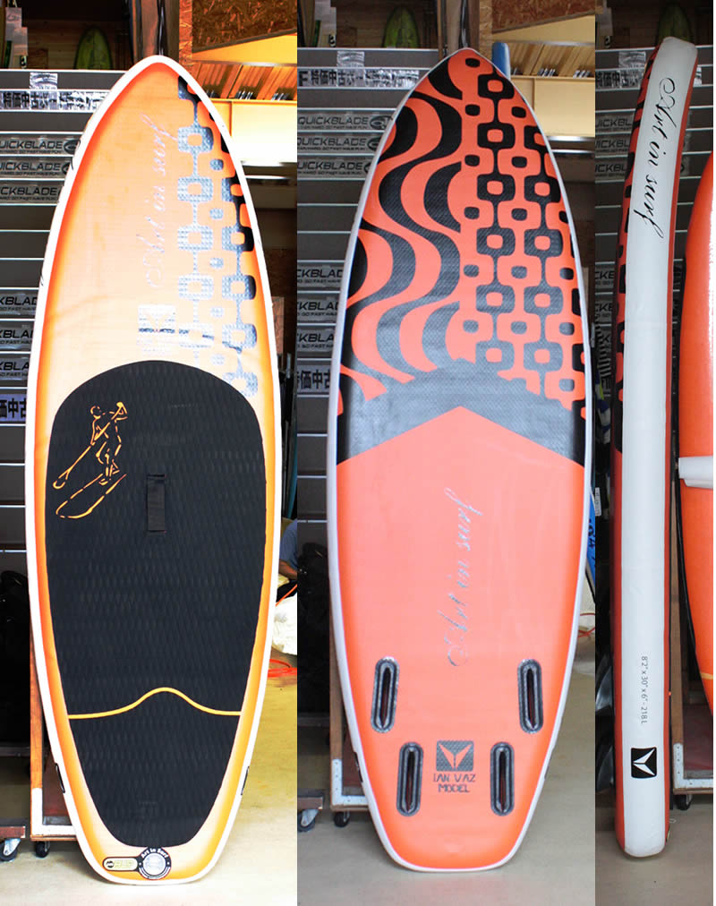 激安通販の 【新品アウトレット In】 Art SURF In 8'2
