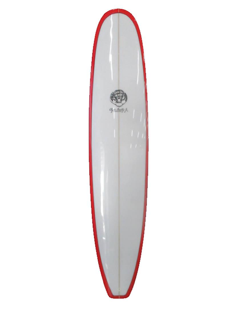 【新品アウトレット】Clyde Beatty Jr(クライド・ビーティー・ジュニア)サーフボード [red/white] 9'0