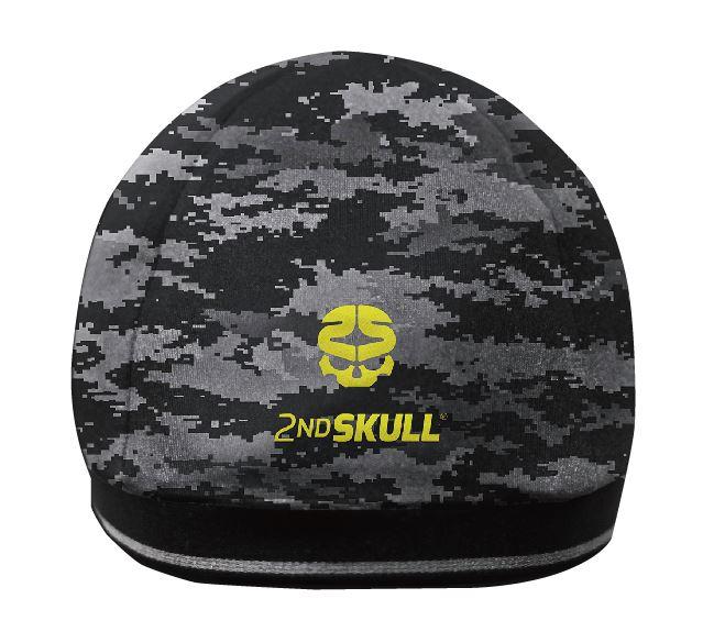 あらゆるスポーツに最適なプロテクションギア 2ND SKULL CAP CAMO スカルキャップ 新作通販 ヘッドガード カモ スカル セカンド 迷彩 ラグビー 情熱セール