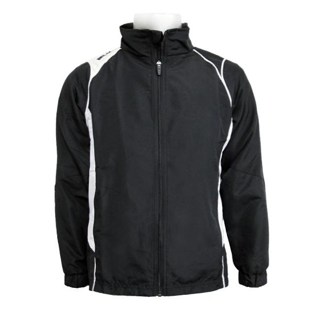 BLK トレーニングトラックジャケット AR008-087 ラグビー ブラック