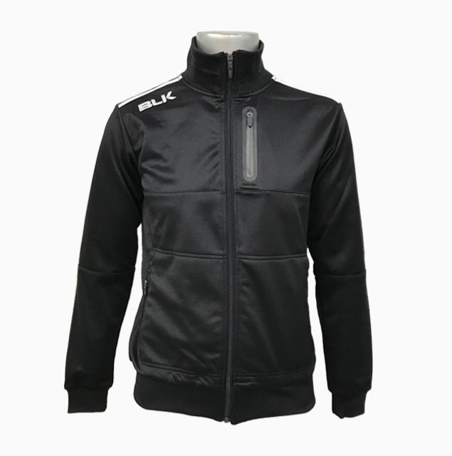 BLK パフォーマンストラベルジャケット AR008-291 ラグビー ブラック