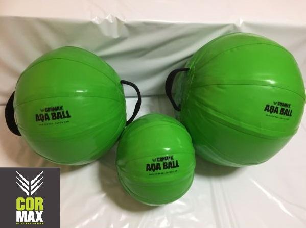 CORMAX AQA Balls アクアボール M 25kg コアマックス トレーニング ラグビー AR012-009
