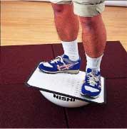 NISHI ニシ スポーツ バランスボード T7801 15%OFF!!