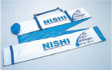 NISHI ニシスポーツ ポールケース C976 棒高跳 15%OFF!!