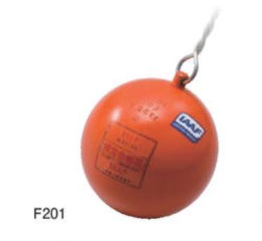 NISHI(ニシ・スポーツ) ハンマー7.260kg タングステン F201 15%OFF