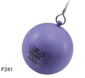 NISHI(ニシ・スポーツ) 新ルールハンマー6.0kg 鉄製 F241 15%OFF