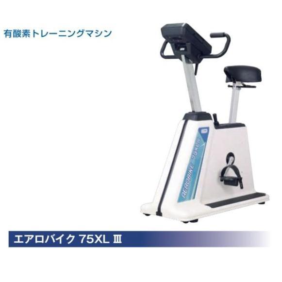 NISHI(ニシ・スポーツ)T3317C 【トレーニング】 エアロバイク 75XL 3 USBモデル