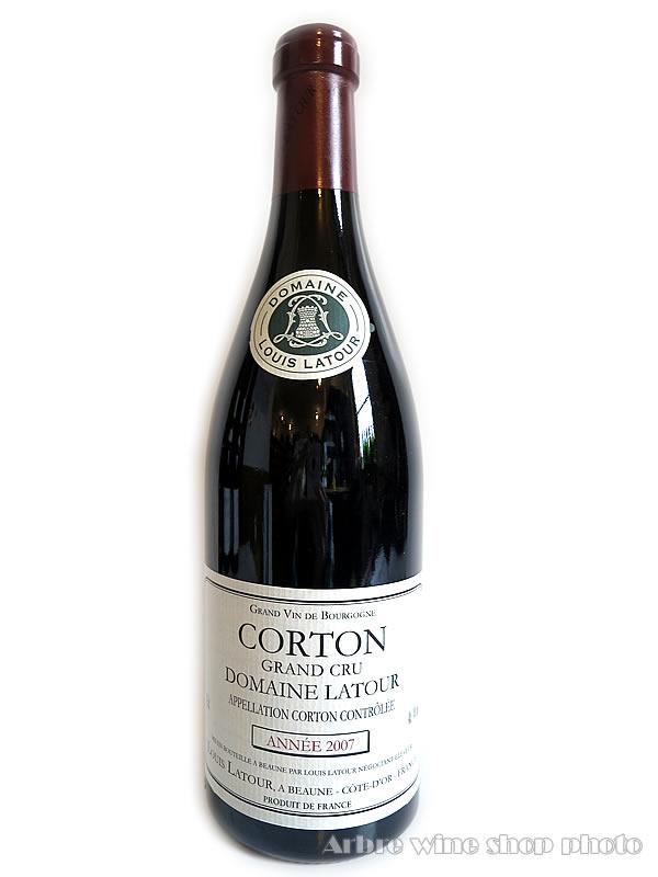 [2007]コルトン(赤)/ルイ・ラトゥールCorton/LOUIS LATOUR