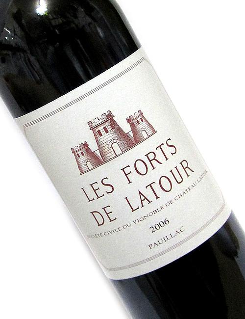 [2006]レ・フォール・ド・ラトゥールLES FORTS DE LATUR