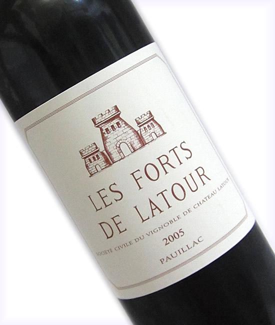 [2005]レ・フォール・ド・ラトゥールLES FORTS DE LATUR