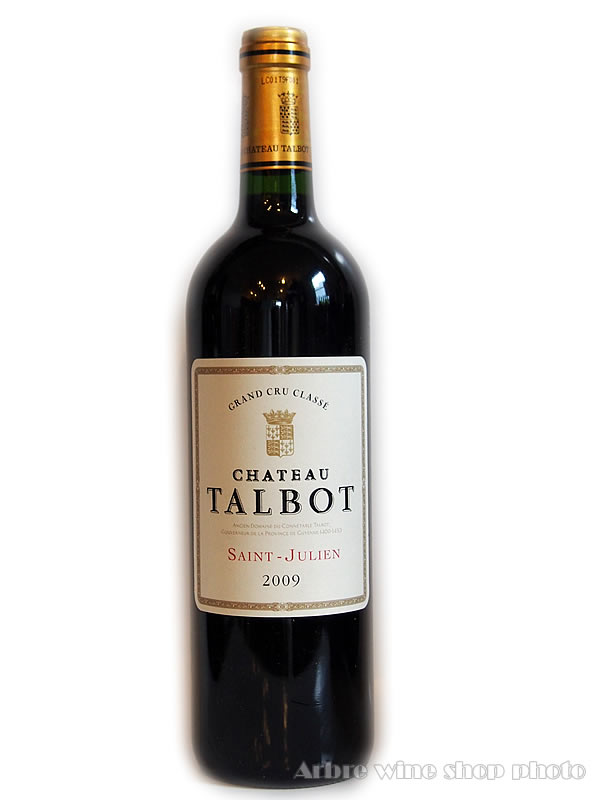[2009]シャトー・タルボCH.TALBOT