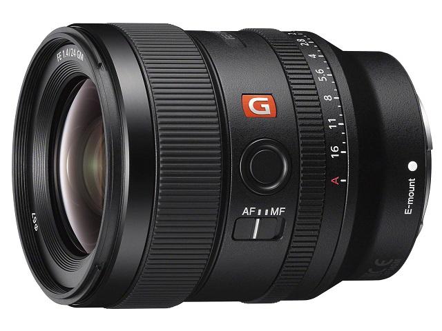 SONY ソニー レンズ FE 24mm F1.4 GM SEL24F14GM JAN4548736083998