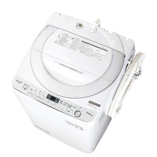 シャープ 全自動洗濯機 ES-GE7D JAN 4974019137117