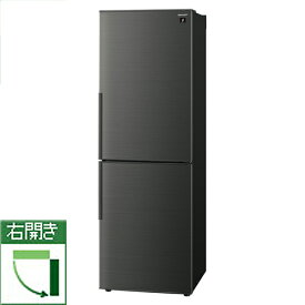お届けまでの納期 入金確認後 ~10日程度のお届けになります 超安い 大型 シャープ 冷蔵庫 SJ-AK31G-B ブラック系 JAN4974019167268 代引購入不可 冷凍庫 正規品スーパーSALE×店内全品キャンペーン