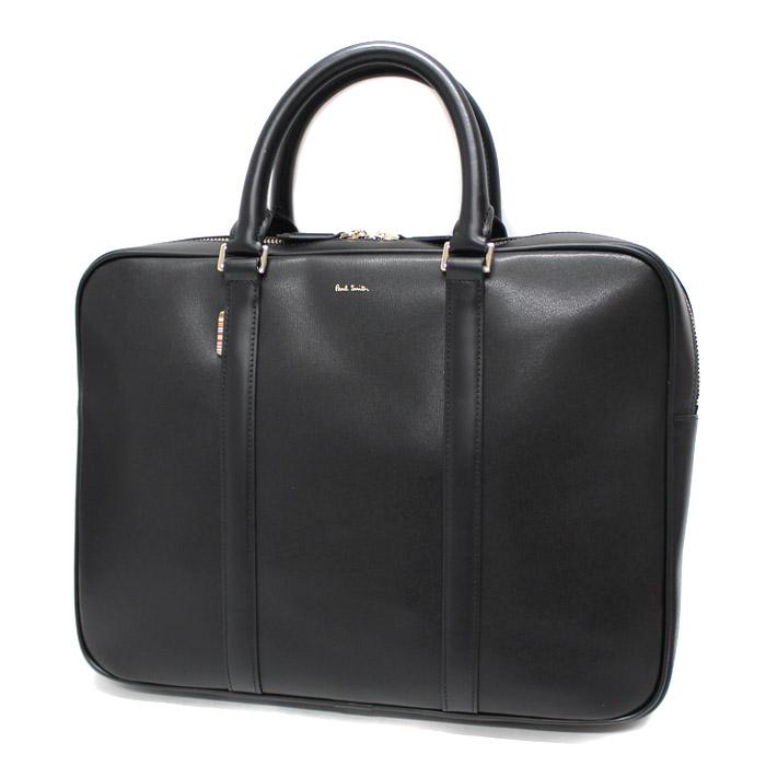 PAUL SMITH ポールスミス AUXC4621 L711A 79 BLACK メンズ ビジネスバッグ