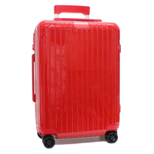 リモワスーツケース 機内持ち込み 34L レッド 832.52.65.4 エッセンシャル キャビン