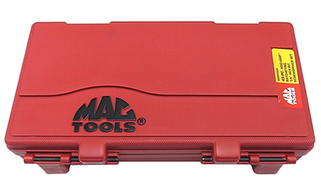 "MAC Tools 맥 툴1/4""BIT 라쳇 드라이버 어댑터.비트 SET 케이스 첨부 SBDR49SA"