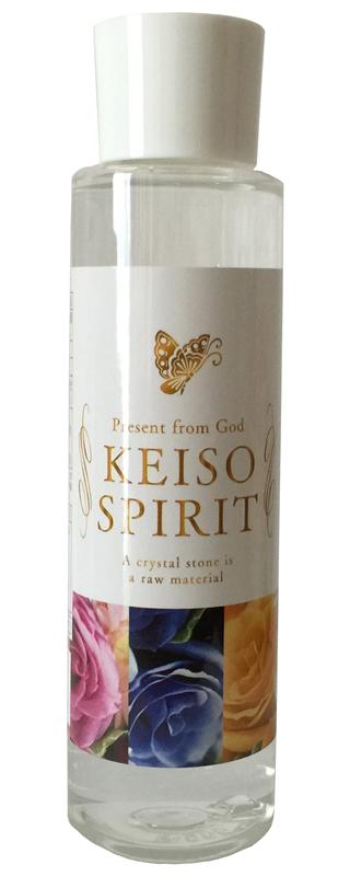 KEISO SPIRIT 200ml美のミネラル「ケイ素」水晶抽出水溶性ケイ素濃縮溶液100mLあたり約8,000から9,500ppm含有