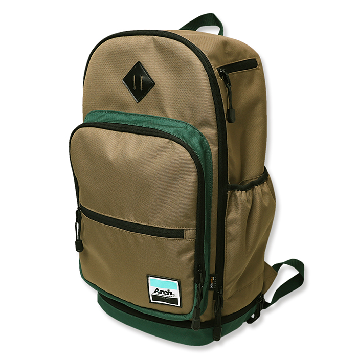 Arch(アーチ)グッズ バッグ Arch workout backpack【olive/green】バスケ ウェア