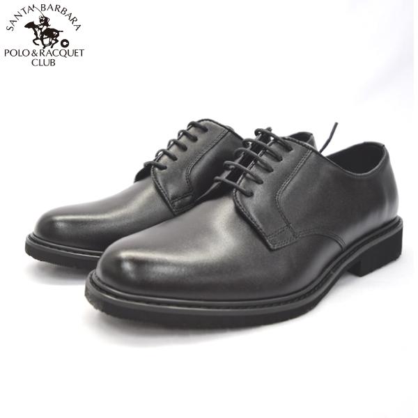 SANTABARBARA POLORACQUET CLUB サンタバーバラ ポロ ラケットクラブ 贈答 ビジネスシューズ 牛革 7774 新品 豊富な品 nesh 紳士靴 革靴 紐 メンズ