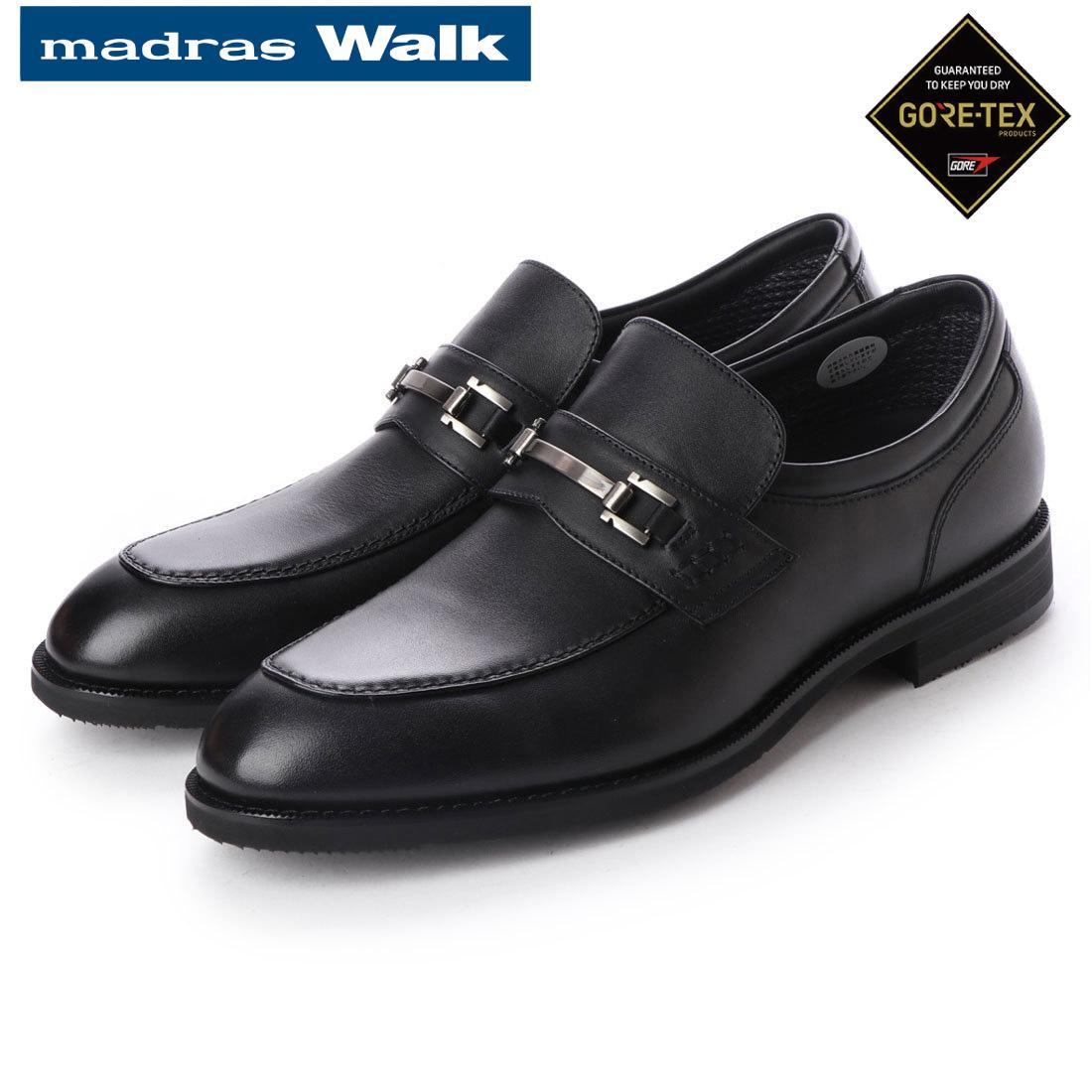 madras Walk マドラス ビット ローファー ビジネス シューズ ゴアテックス MW5910 【nesh】 【新品】