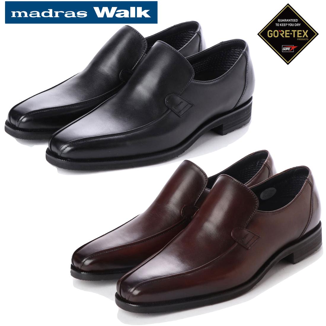 madras Walk マドラス 甲ゴム ヴァンプ ビジネス シューズ ゴアテックス MW5911 【nesh】 【新品】