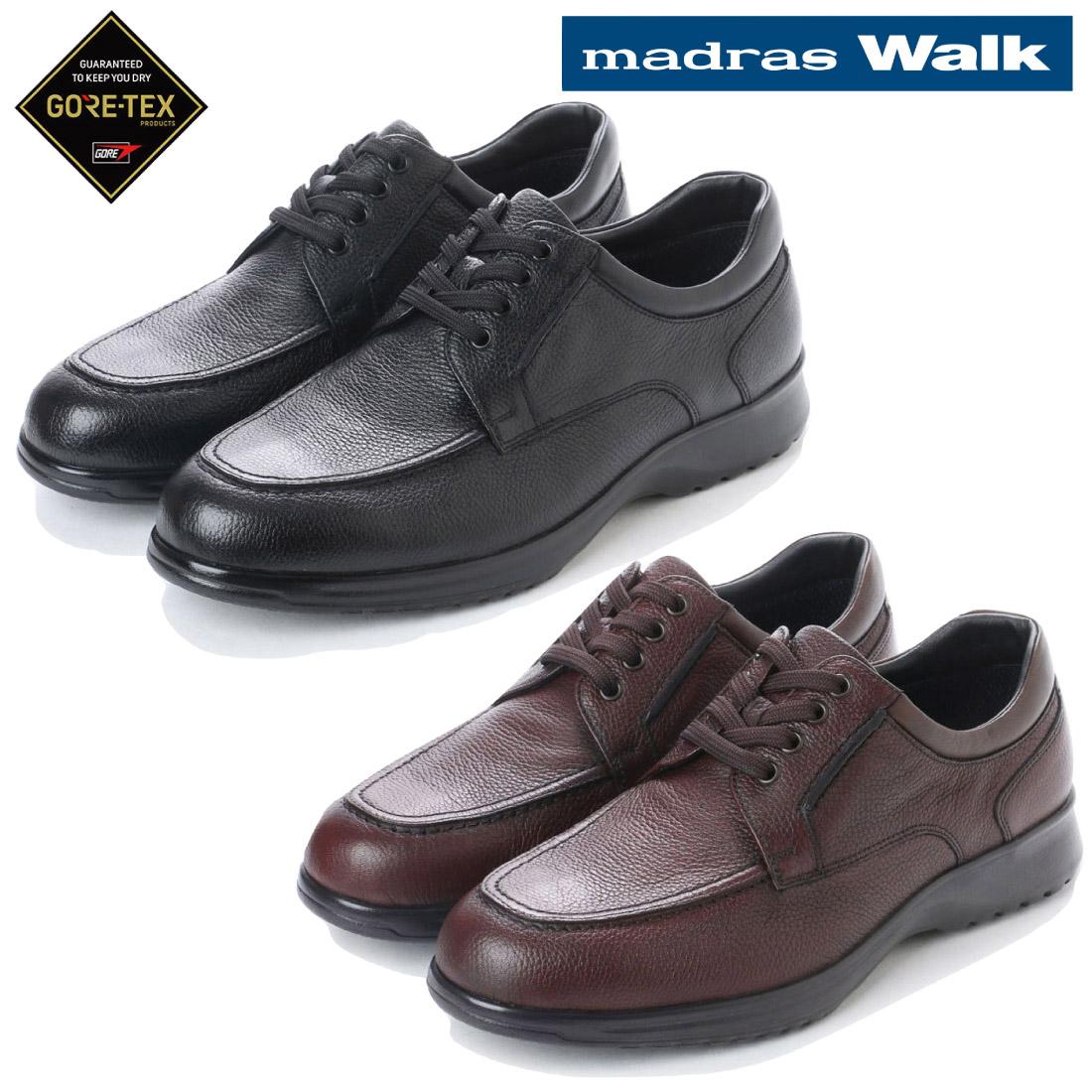 madras Walk マドラス ウォーキング カジュアル シューズ ゴアテックス MW8008 防水 【nesh】 【新品】