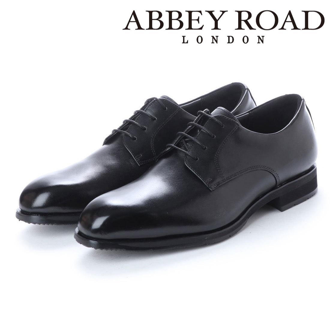 アビーロード ABBEY ROAD プレーントゥ ビジネスシューズ ABK6502 大きいサイズ マドラス 防水 革靴 【nesh】 【新品】