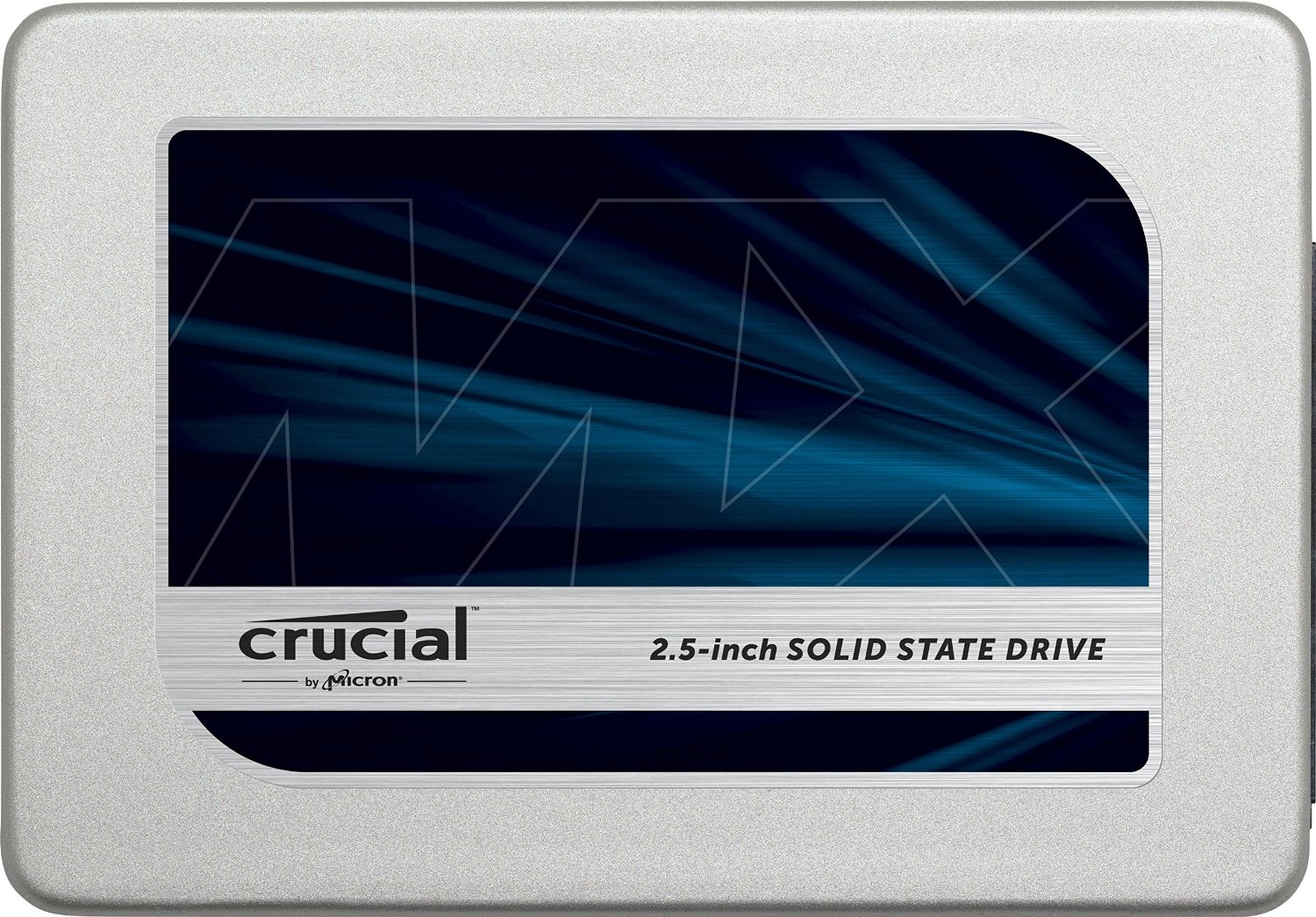 Crucial SSD 2TB MX500 内蔵2.5インチ 7mm MX500 (9.5mmアダプター付) CT2000MX500SSD1