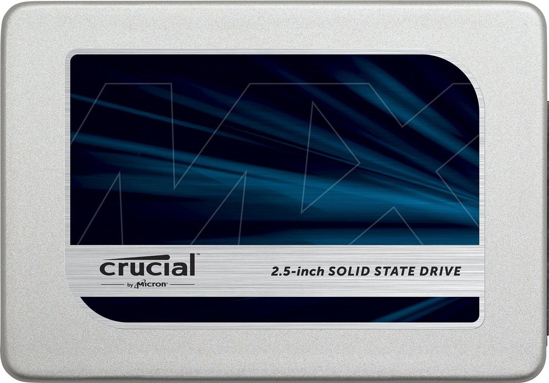 Crucial (Micron製)MX300 2.5インチ SSD 525GB 3D TLC NAND SATA 6Gbps CT525MX300SSD1