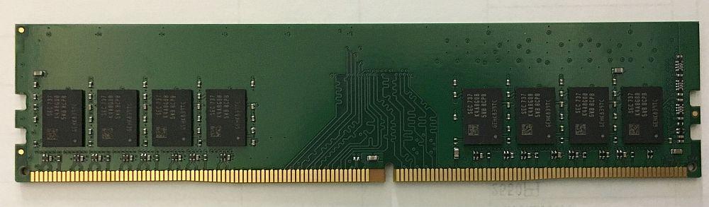 SAMSUNG 3rd サムスンチップ搭載 デスクトップPC用メモリ PC4-17000 DDR4-2133 288pin 8GB (1024Mx8 8Chip)