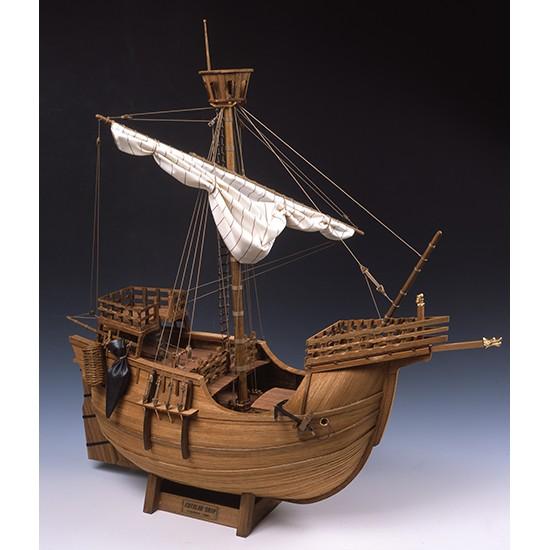 70%OFFアウトレット 再入荷/予約販売! ウッディジョー木製帆船模型1 30カタロニア船レーザーカット加工