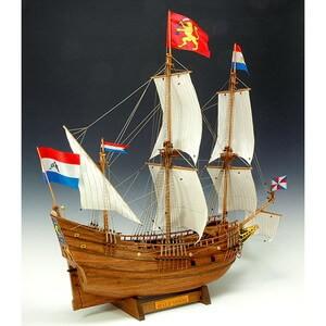 選択 ウッディジョー木製帆船模型1 40ハーフムーン 数量限定アウトレット最安価格