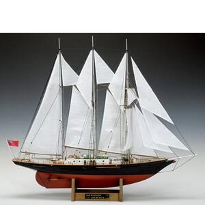 有名な ウッディジョー木製帆船模型1 倉庫 75サーウィンストンチャーチルレーザーカット加工