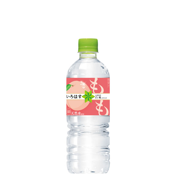 山梨県産白桃エキスを使用 上質なきめ細かな口当たり やさしい白桃のような甘い味日本の天然水使用 からだにやさしいローカロリー 19kcal 100ml 全国送料無料 い 送料無料でお届けします ろ す 555ml もも 代引不可 メーカー直送 24本入 驚きの値段で は PET 1ケース