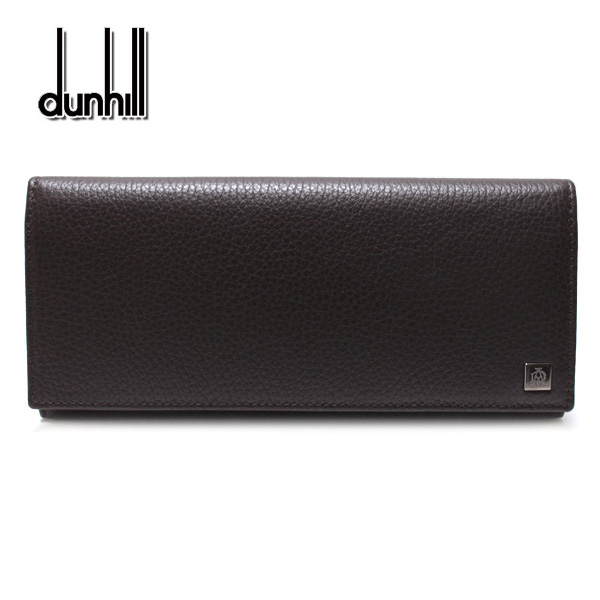 【dunhill】ダンヒル 財布 メンズ ヨーク 長財布 ブラウン L2P910B【あす楽対応】【送料無料】