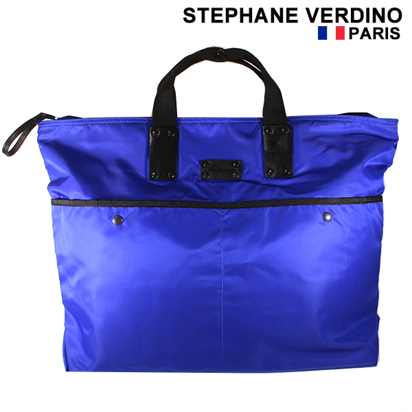 【STEPHANE VERDINO】ステファン ヴェルディーノ メンズ メンズ ポケット トートバッグ ナイロン ステファンベルディーノ MEN'S POCKET XL