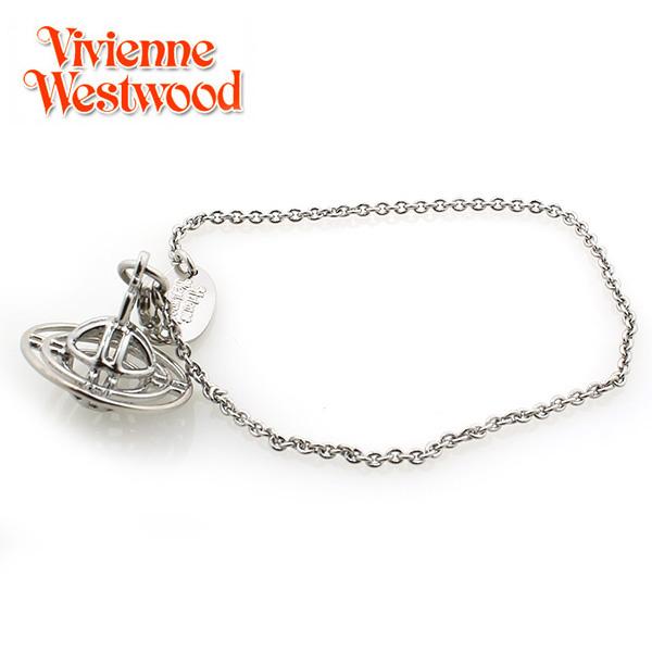 【Vivienne Westwood】ヴィヴィアンウエストウッド シンライン 3D ブレスレット シルバー 2220 【あす楽対応】【送料無料】