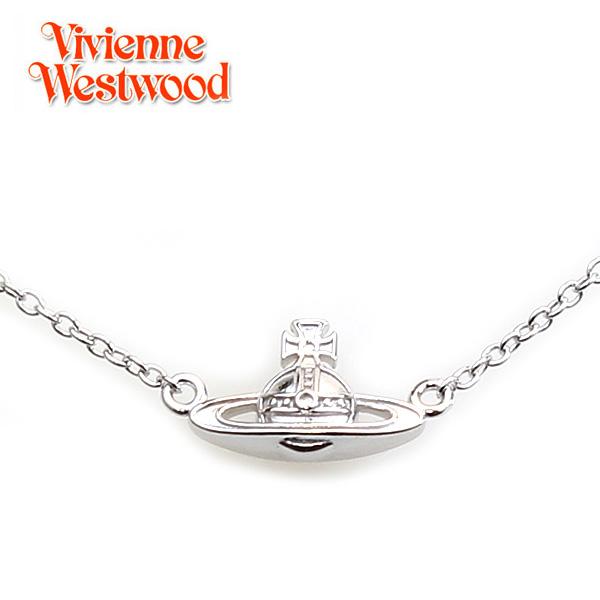 【Vivienne Westwood】ヴィヴィアン ウエストウッド タイニーバスレリーフペンダント シルバー 2538 【あす楽対応】【送料無料】