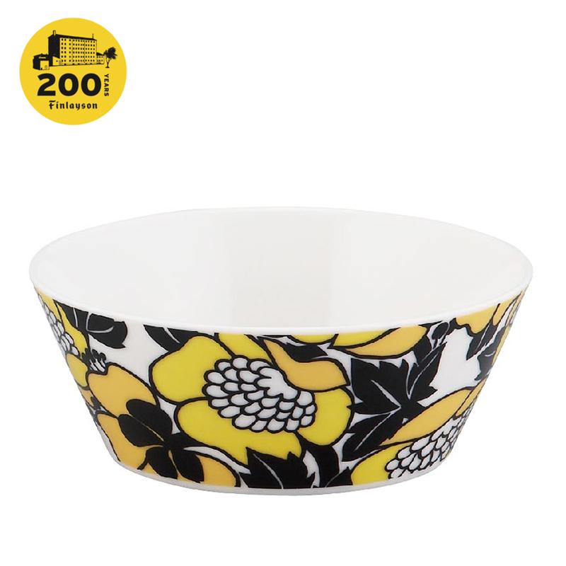 いつでも送料無料 Finlayson フィンレイソン 13cm ボウル 箱付き フィンレイソン200周年特別デザイン ANNUKKA アヌッカ 北欧デザイン食器 おしゃれ おさら かわいい プレゼント ギフトにも人気 プレート 返品不可 お皿 花柄