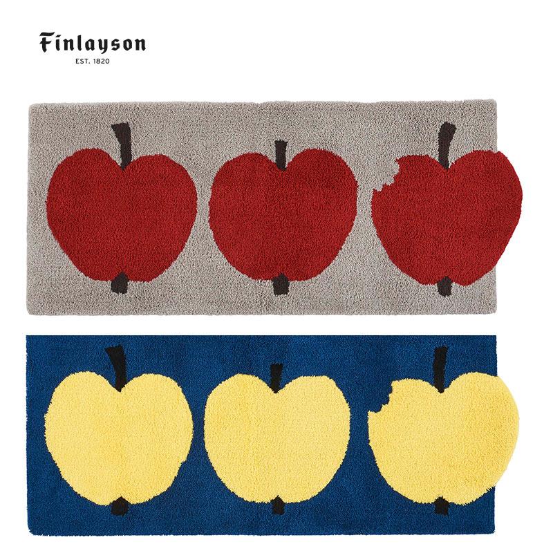 Finlayson(フィンレイソン)ロングマット 120 OMPPU オンップ【Finlayson フィンレイソン ラグ キッチンマット インテリア ギフト プレゼントにも人気】