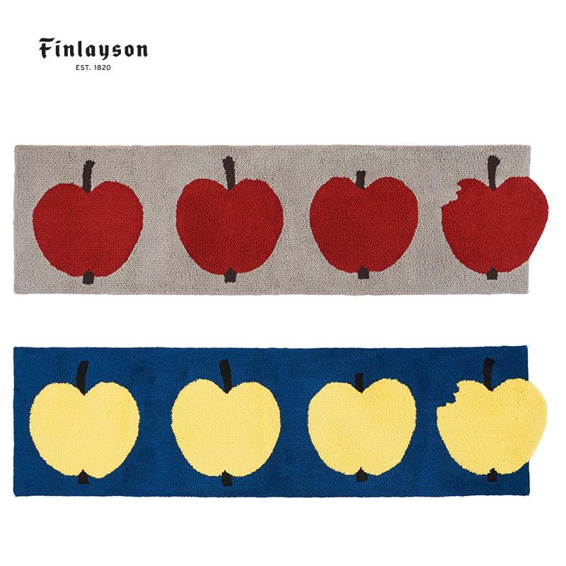 Finlayson(フィンレイソン)ロングマット 180 OMPPU オンップ【Finlayson フィンレイソン ラグ キッチンマット インテリア ギフト プレゼントにも人気】